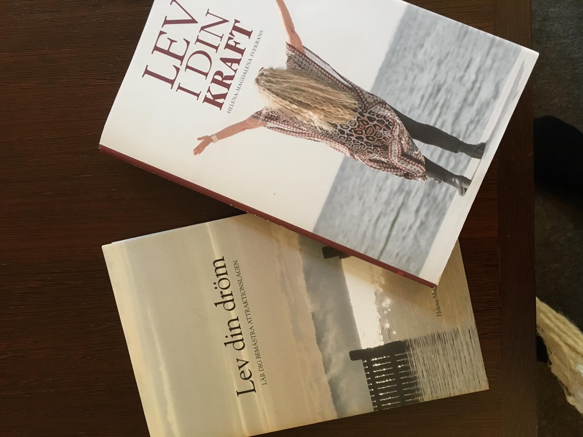 Helena-Magdalenas böcker